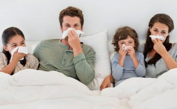 Хворих на грип та ГРВІ все більшає: Іршавський район наближається до епідемічного порогу
