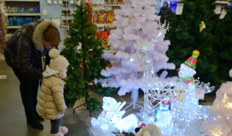Ужгородці активно готуються до новорічно-різдвяних свят