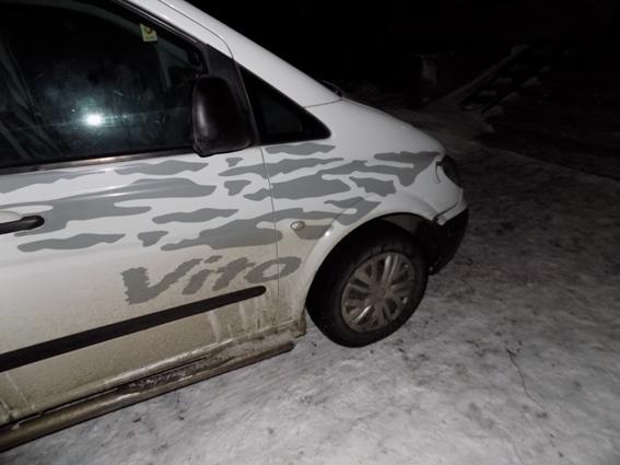 В ДТП на Хустщині трагічно загинула жінка