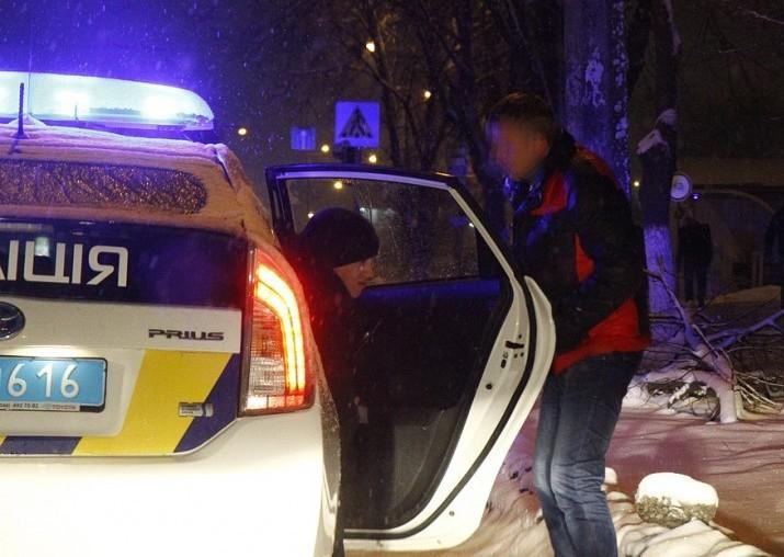 Патрульні затримали у Мукачеві водія з ознаками наркотичного сп'яніння