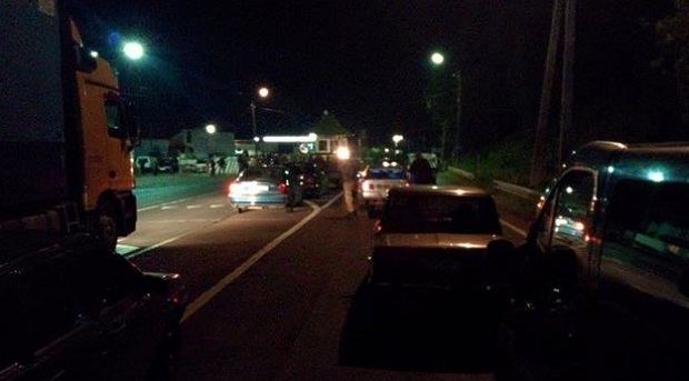 Патрульні затримали п'яного водія на фурі