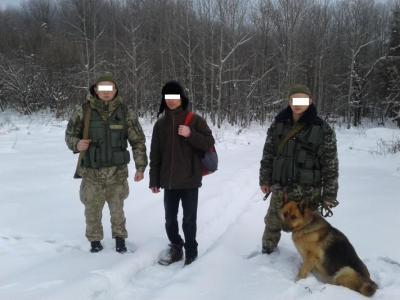 На Великоберезнянщині прикордонники врятували громадянина Чехії, який блукав горами