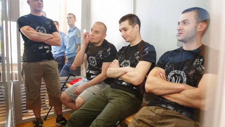 """У Мукачеві триває суд над бійцями """"ПС"""": прокуратура просить продовжити термін запобіжного заходу ще на два місяці"""