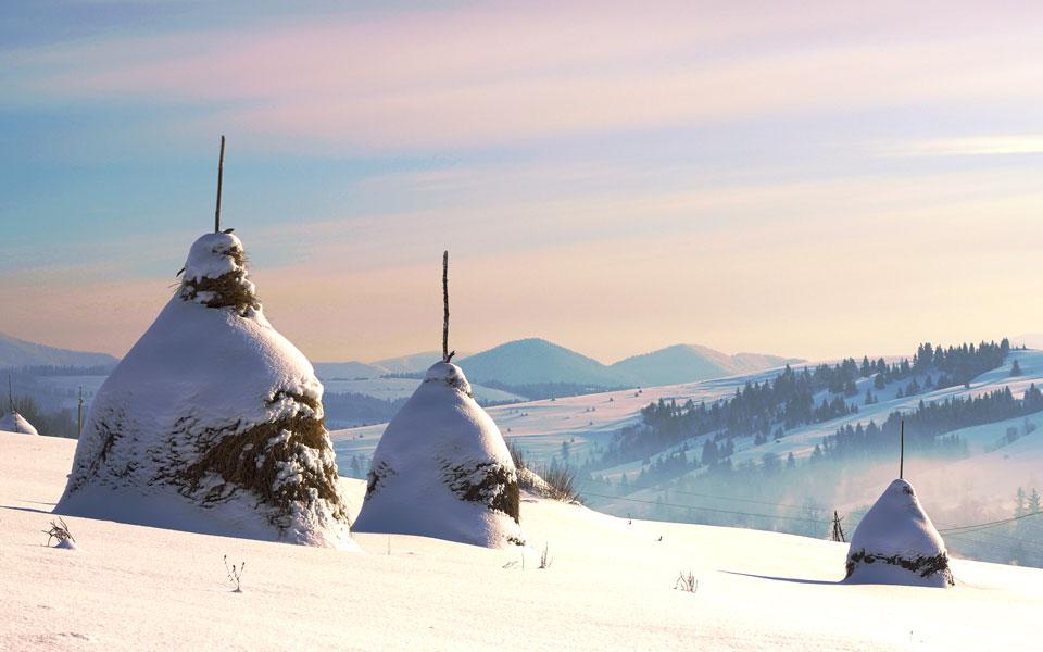 Зимовий туристичний сезон на Закарпатті в розпалі