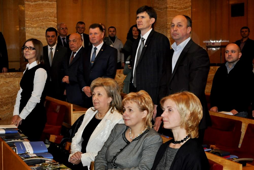 Закарпатські депутати ухвалили бюджет краю на 2017 рік