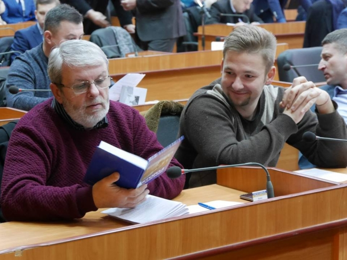 В Ужгороді міські обранці створили комунальне підприємство, яке займатиметься громадським транспортом