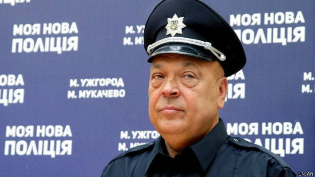 Очільник Закарпаття Геннадій Москаль – у списку головних кандидатів на пост глави Нацполіції України