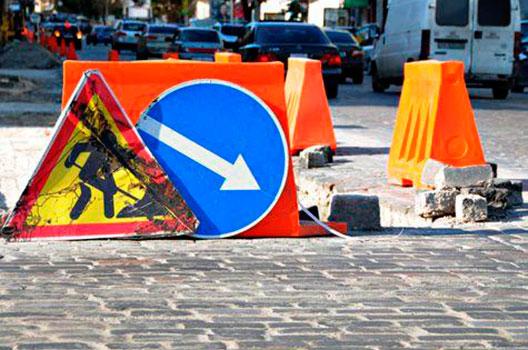 На вулиці Швабській в Ужгороді буде ускладнено рух