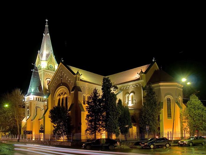 Розклад Різдвяних Богослужінь у римо-католицьких храмах Мукачева, Берегова та Рахова