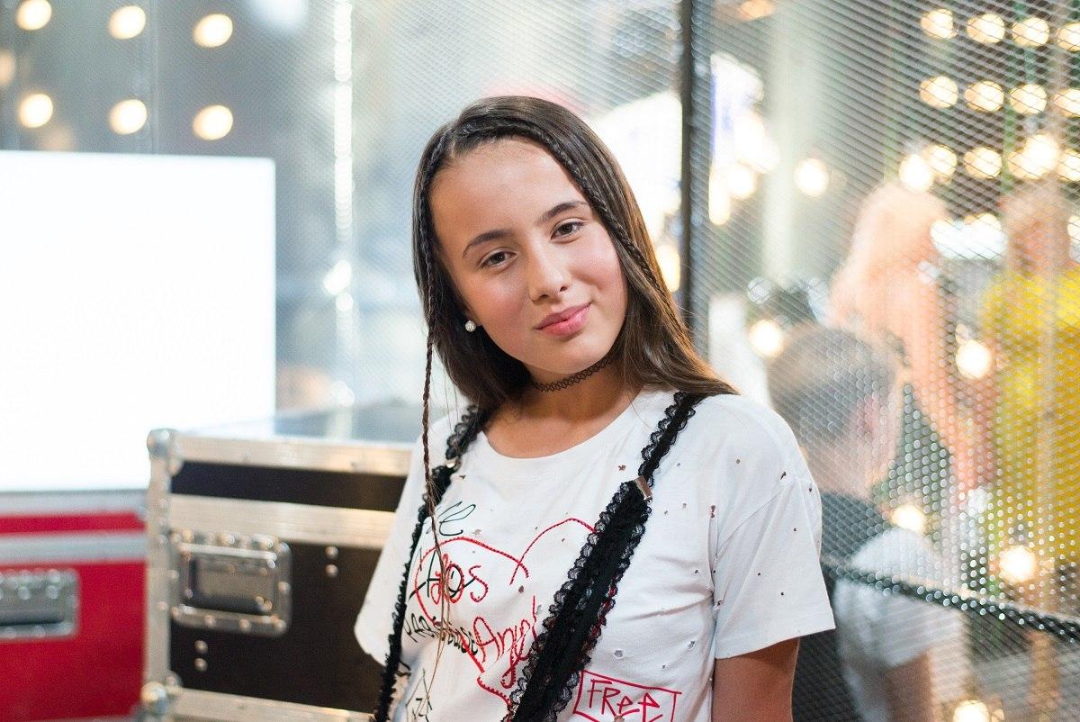 """Фіналістка шоу """"Голос. Діти"""" Іванна Решко розповіла про закуліси вокального телепроекту"""