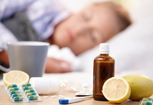Кількість хворих на грип та ГРВІ в області пішла на спад