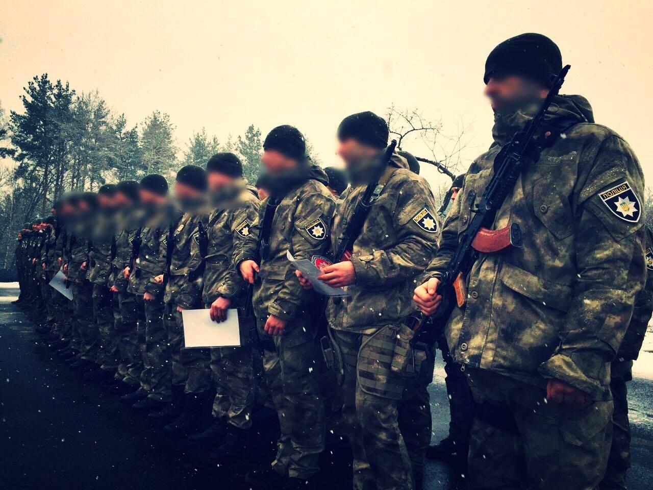 На Закарпатті нестиме службу універсальний підрозділ особливого призначення Нацполіції України