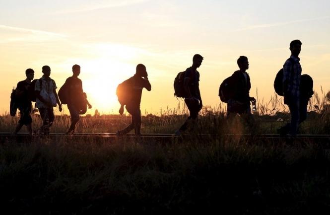 В Ужгороді поліцейські затримали п'ятьох нелегалів з Шрі-Ланки