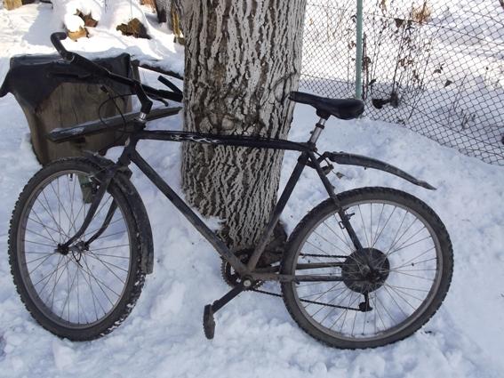 На Воловеччині поліцейські затримали 35-річного велокрадія