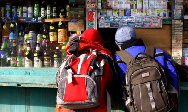 На Іршавщині продавець продав алкоголь неповнолітньому юнаку