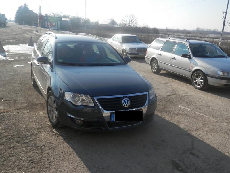 Мукачівські прикордонники знайшли автомобіль, який знаходився у міжнародному розшуку