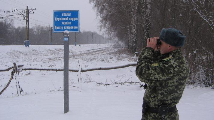 Закарпатські прикордонники затримали українця, що прямував до Угорщини в обхід пункту пропуску