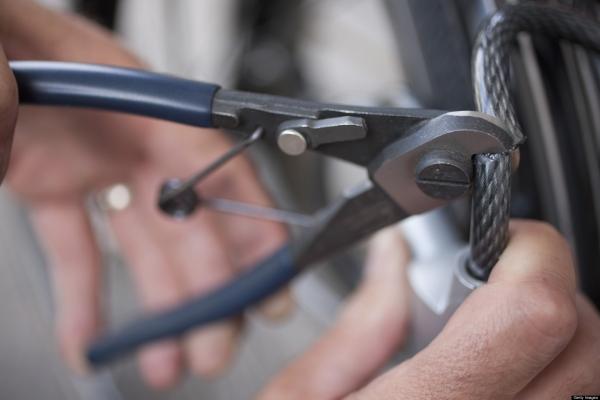 На Мукачівщині нетверезий чоловік вкрав чужий велосипед