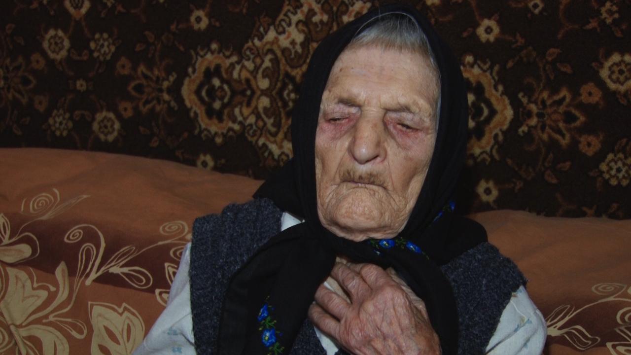 Жителька Хустщини Марія Купина відзначила свій 104-й День народження