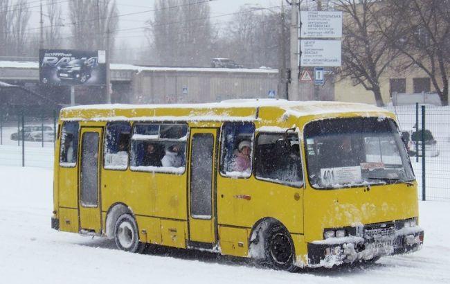 Рух міських автобусів Ужгорода під час різдвяних свят: оприлюднено графік