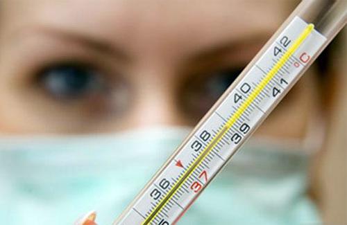 За перший тиждень нового року рівень захворюваності на грип в Закарпатті різно впав