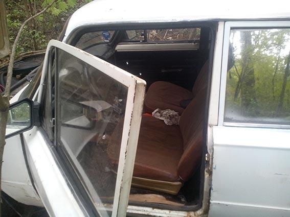 """Поліція розшукала """"ВАЗ 2101"""", який викрали в селі Ганичі"""