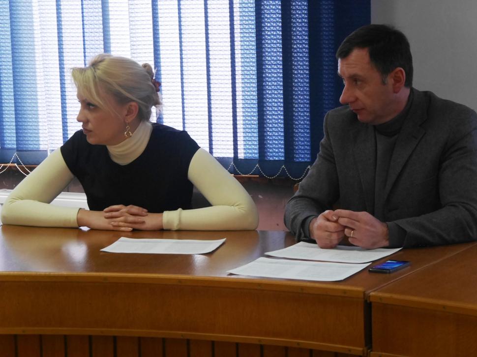 В Ужгородській міськраді обговорювали можливість виділення землі для АТОшників