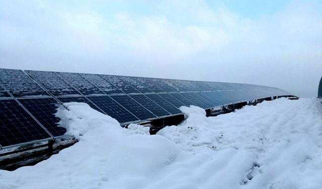 На Закарпатті запрацювала нова сонячна електростанція «Гута-2»