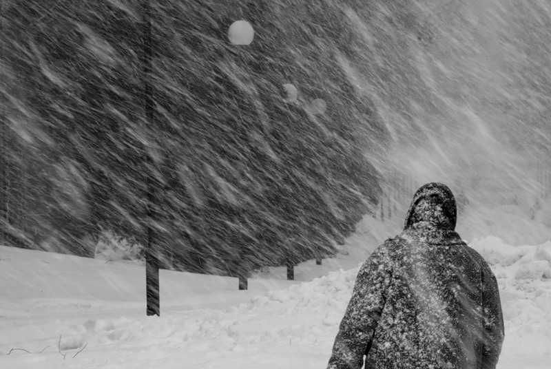 На Закарпатті сьогодні прогнозують сильні опади та штормовий вітер