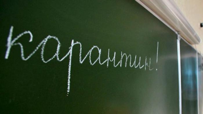 У школах та дитсадках Великоберезнянщини карантин триватиме до 20 січня