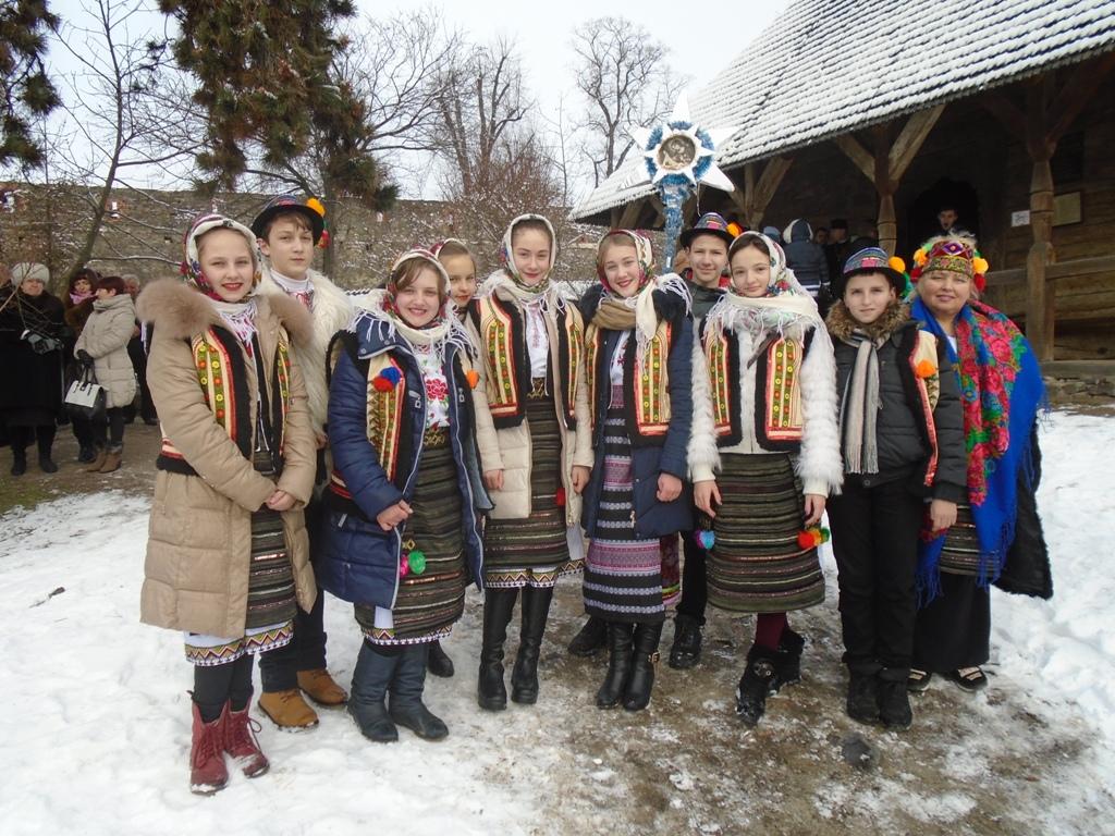 В Ужгороді відбудеться фестиваль «Коляда в старому селі»