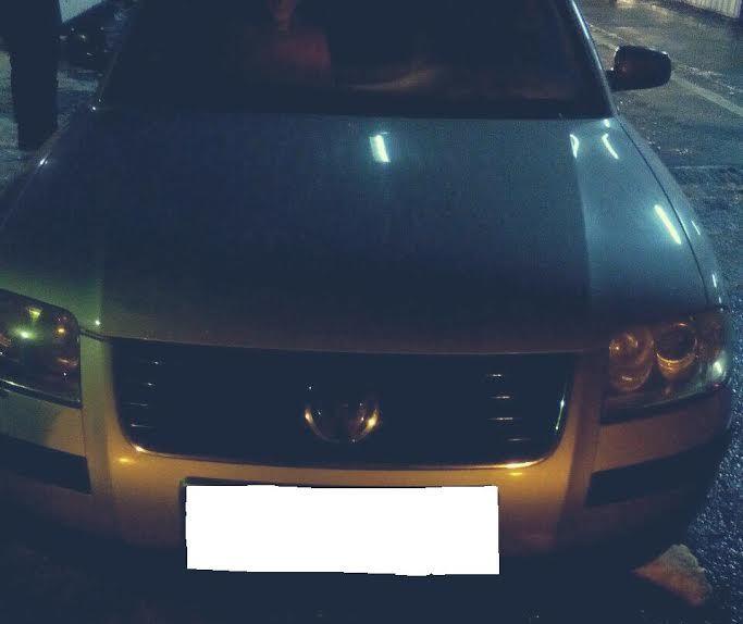 Прикордонники знайшли автомобіль, який був викрадений ще у 2005 році
