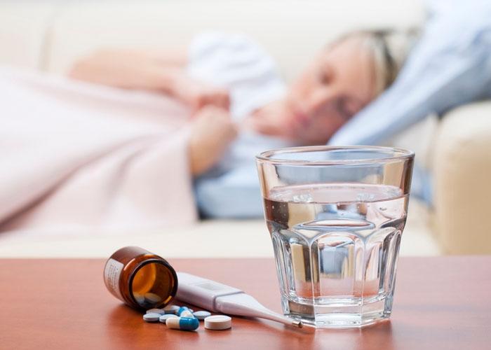 У п'яти районах Закарпаття епідемічний поріг із захворюваності на грип та ГРВІ перевищений