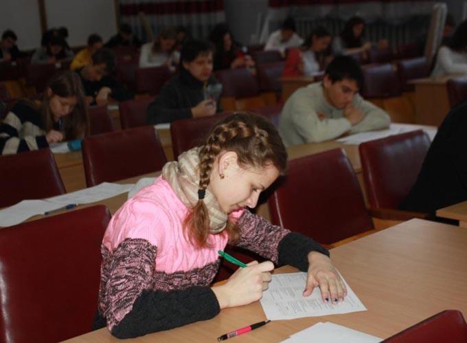 Півсотні школярів змагались за звання найкращого знавця екології в Закарпатті
