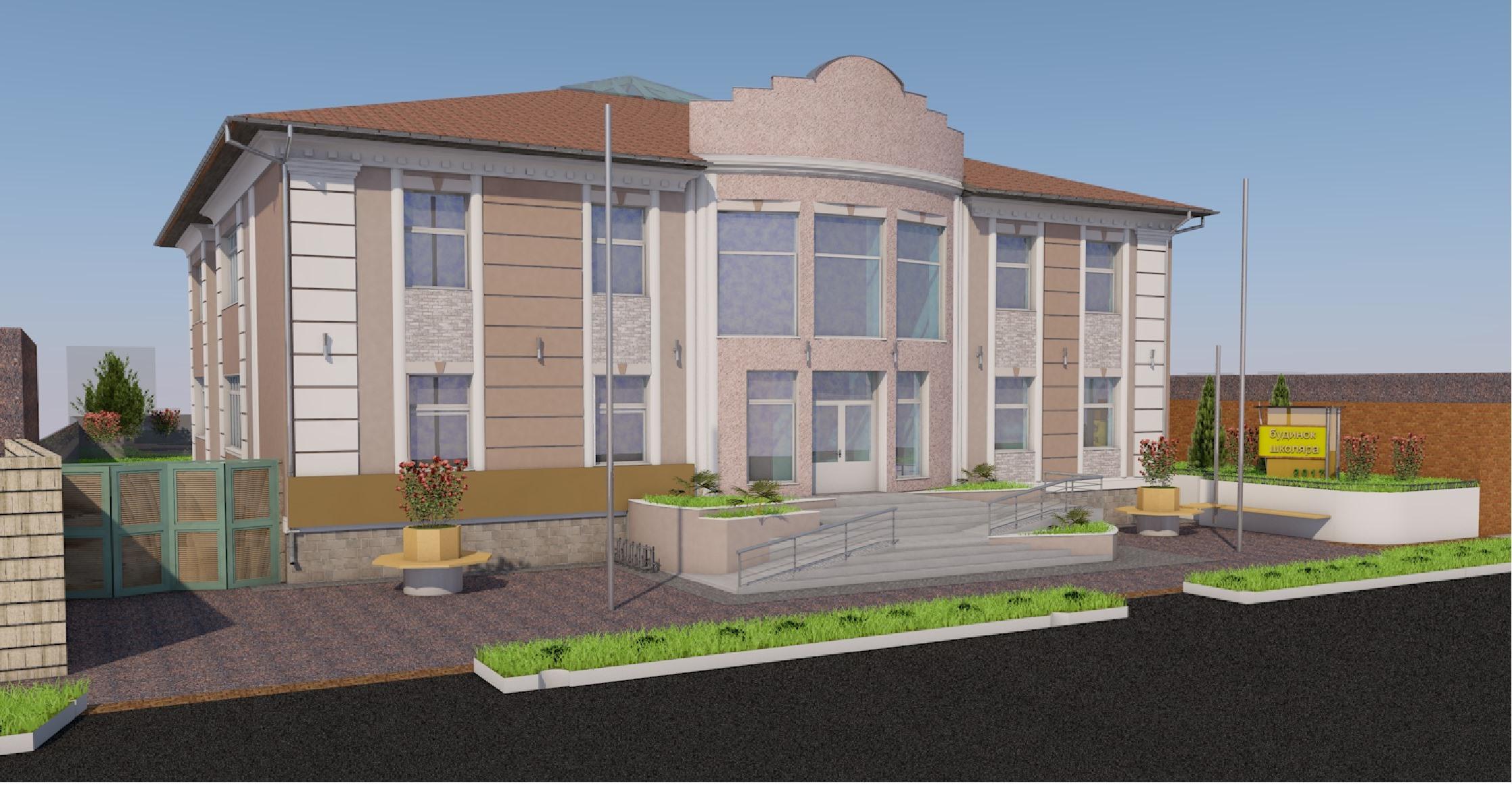 Цього року в Мукачеві планують відкрити оновлений Будинок школяра
