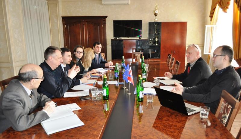 Влада області сприятиме співпраці агенцій регіонального розвитку Закарпаття та Кошицького краю