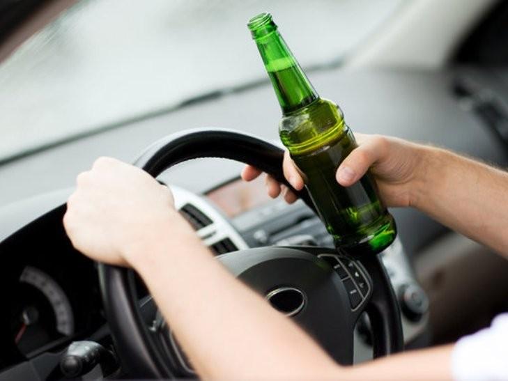 Водій керував своїм автомобілем у стані алкогольного сп'яніння