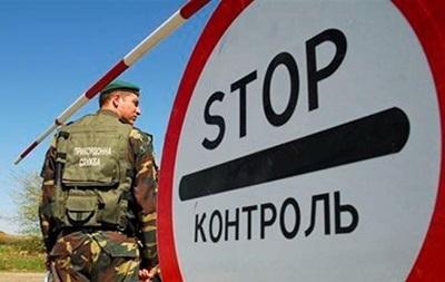 Чопські прикордонники завадили громадянину Молдови незаконно перетнути кордон