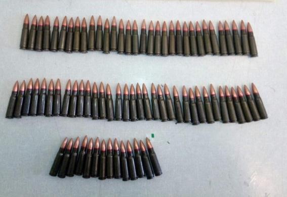 На Мукачівщині та Свалявщині поліція тричі вилучала зброю і патрони
