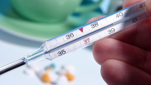 На Закарпатті епідемічний поріг захворюваності на грип та ГРВІ перевищує 15%