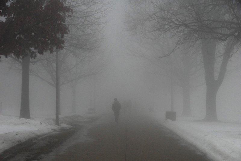 На Закарпатті уночі очікується сильний туман