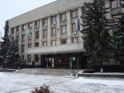 В Ужгородській міській раді СБУ і прокуратура проводять обшуки