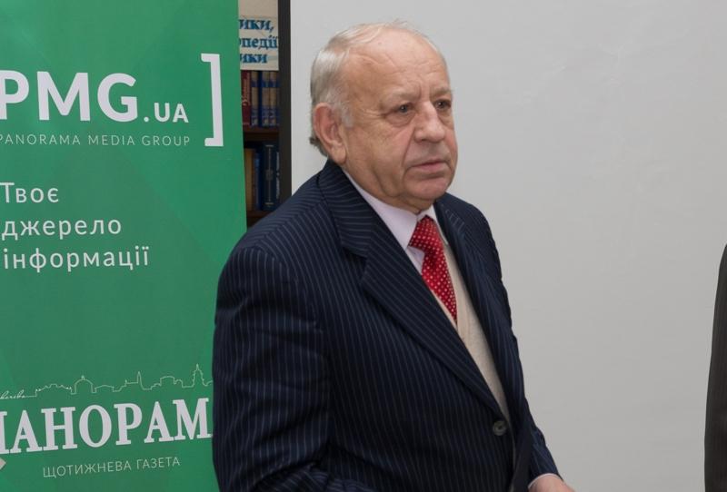 Гендиректор Петро Басараб: останній із могікан
