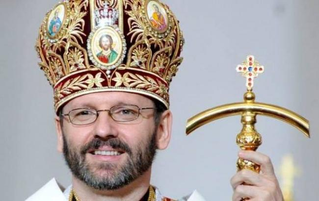 На Закарпаття приїде глава Української греко-католицької церкви Святослав Шевчук