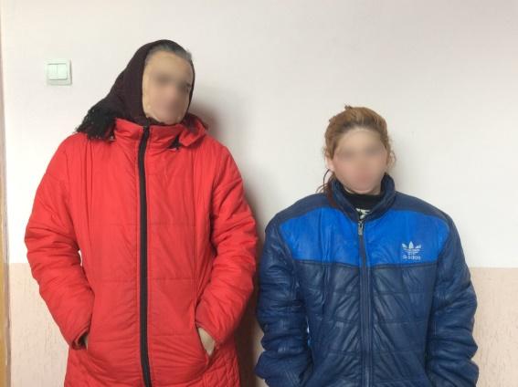 Камери відеоспостереження допомогли викрити двох крадійок