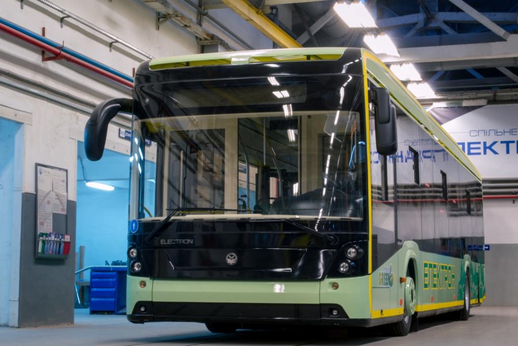 В Ужгороді можуть з'явитись сучасні електробуси