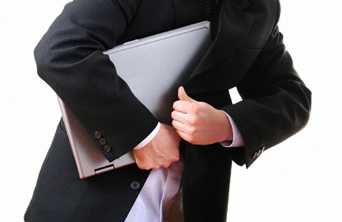 31-річний ужгородець вкрав із юридичної установи ноутбук