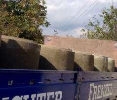 Бетонні кільця для криниць та каналізацій