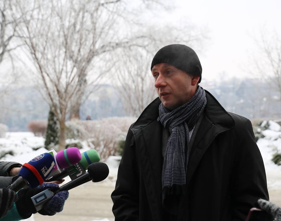 Суд обрав запобіжний захід: Іштвана Цапа триматимуть під домашнім арештом
