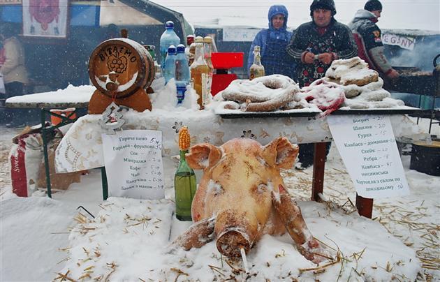 Захисники тварин звернулись до Президента з проханням заборонити фестиваль різників у Гечі